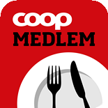 Coop medlemskort. 10 % Bonus