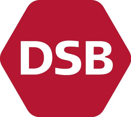 DSB Plus. 10 % discount